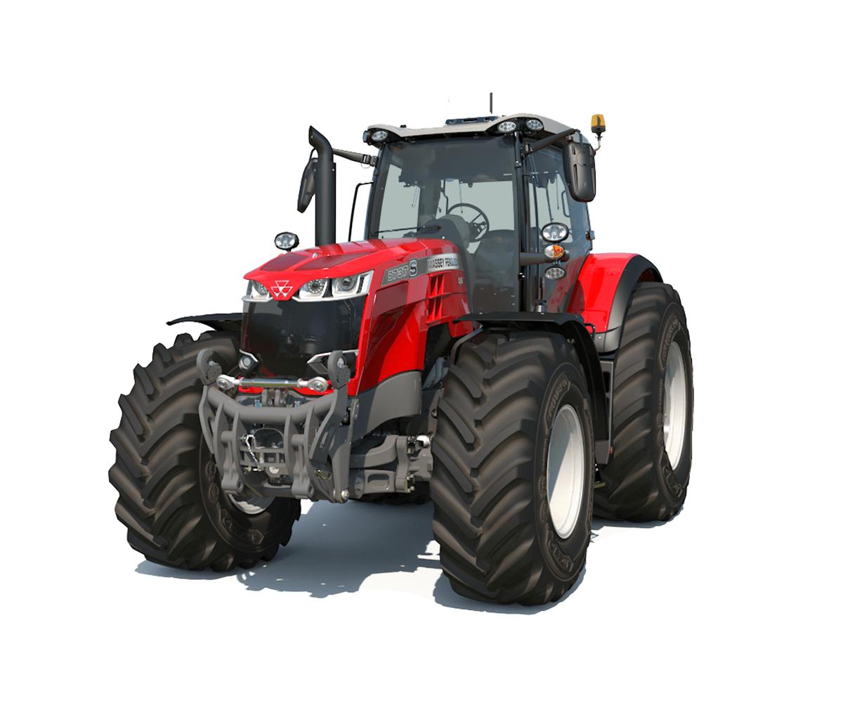 Serie MF 8700 S Dyna-VT